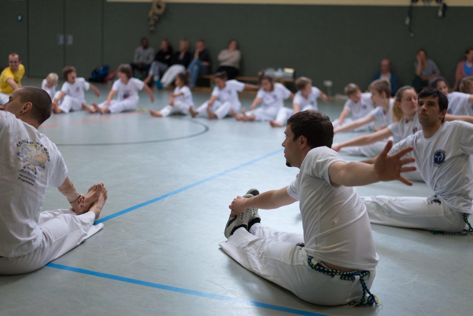 Capoeira Azania - Cordao de ouro - o Calado é Vencedor II - Berlin - 0865 - S