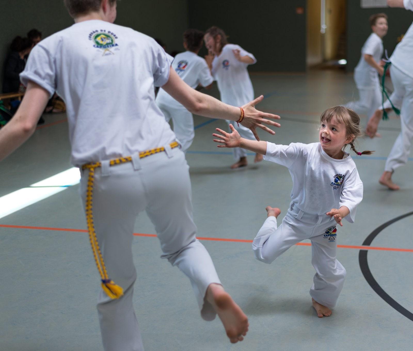 Capoeira Azania - Cordao de ouro - o Calado é Vencedor II - Berlin - 1015 - S